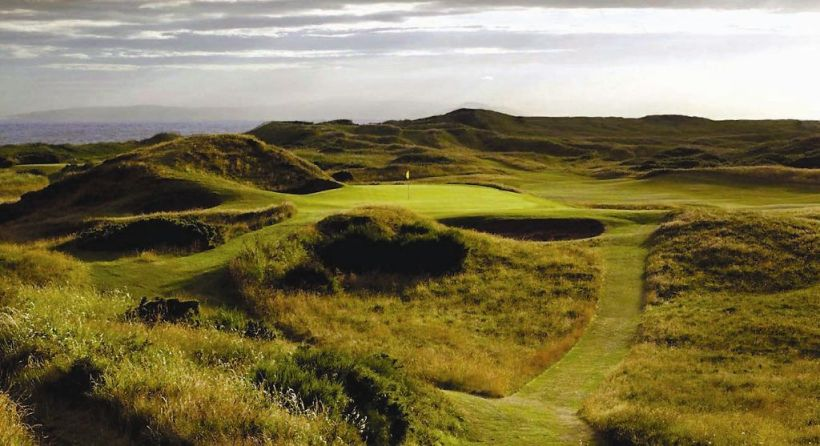 Postage Stamp - Royal Troon